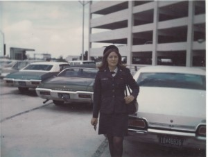 Ann at Miami Airport