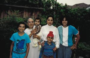 Baji with Kids