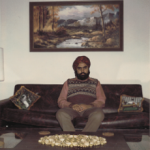 Prepared for India trip in 1973