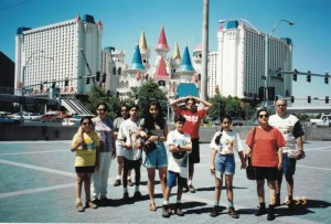 At Excalibur Las Vegas